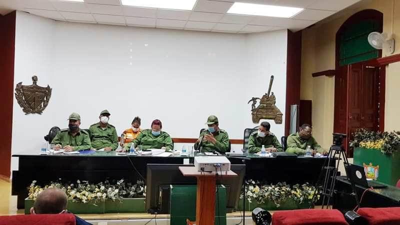 En Audio: Preparada la provincia de Camagüey ante posibles afectaciones de la Tormenta Laura