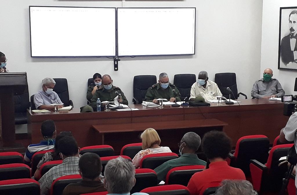 A la disciplina y la responsabilidad llama Consejo de Defensa de La Habana (+Audio)