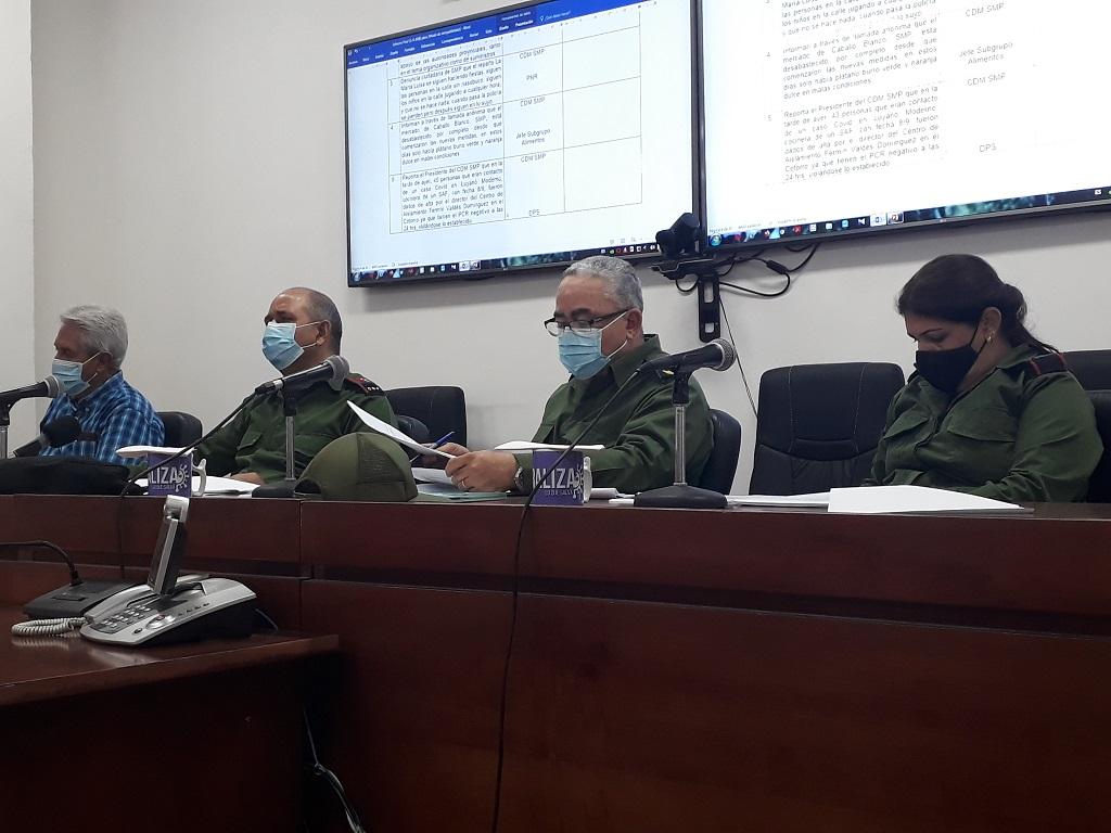 La Habana no descuida la batalla frente a la pandemia