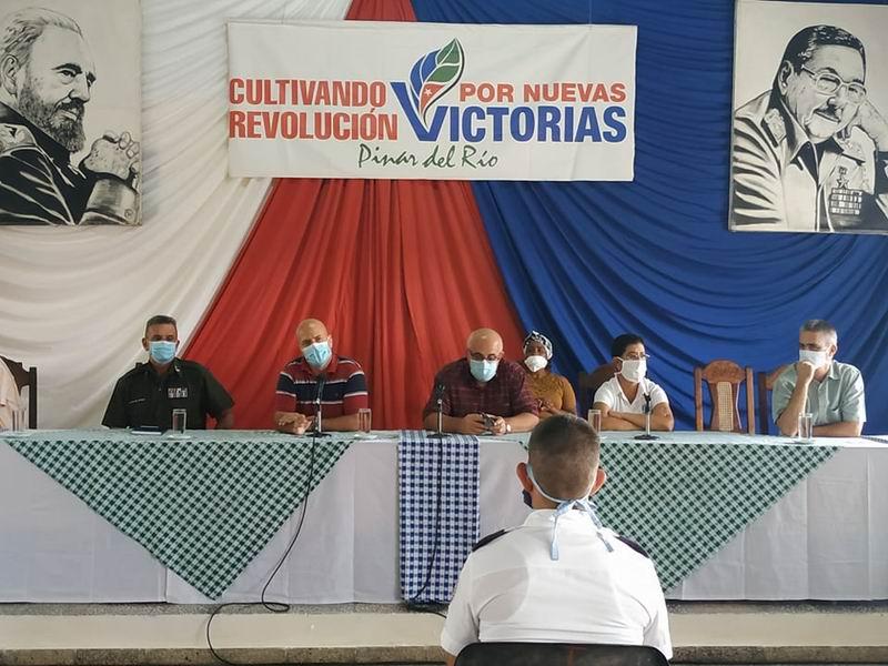 🎧 Destacan en Pinar del Río papel de los CDR en la etapa pos Covid-19