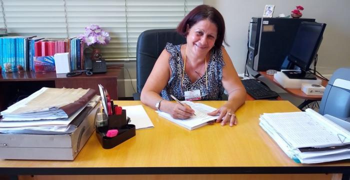 Celaida es ejemplo de entrega a la memoria judicial en Cuba