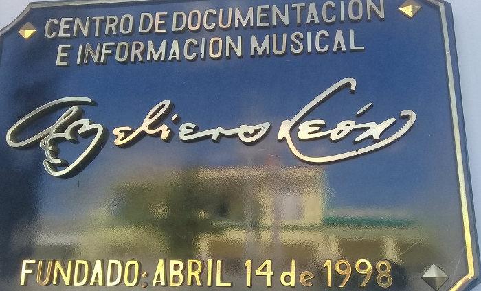 Centro de documentación e información musical Argeliers León