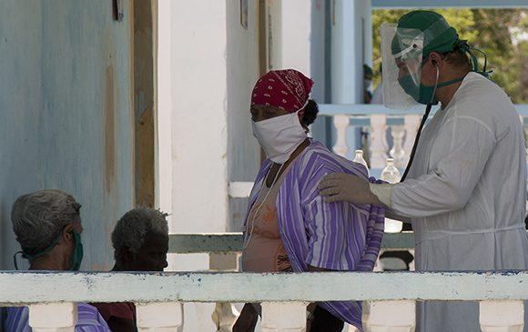 Centro de Protección Social en el Cotorro. Foto: Ismael Francisco