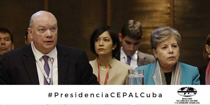 Cuba y su compromiso con la CEPAL