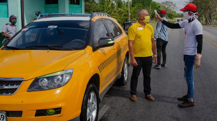 Refuerzan medidas de control de viajeros en la provincia de Camagüey (+Audio)
