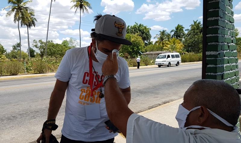 Refuerzan medidas de control de viajeros en la provincia de Camagüey