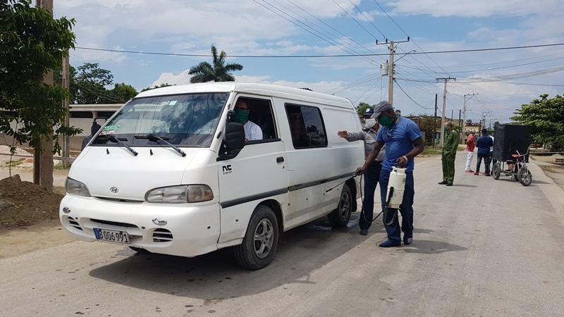 En Audio: Refuerzan medidas de control y vigilancia epidemiológica en Camagüey