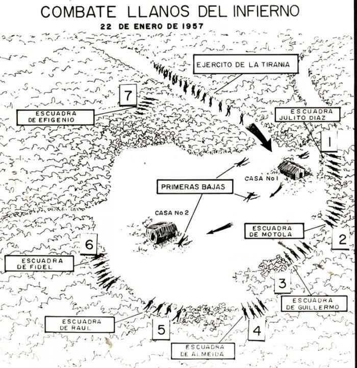 Las dos primeras victorias de los combatientes rebeldes durante la lucha de liberación nacional