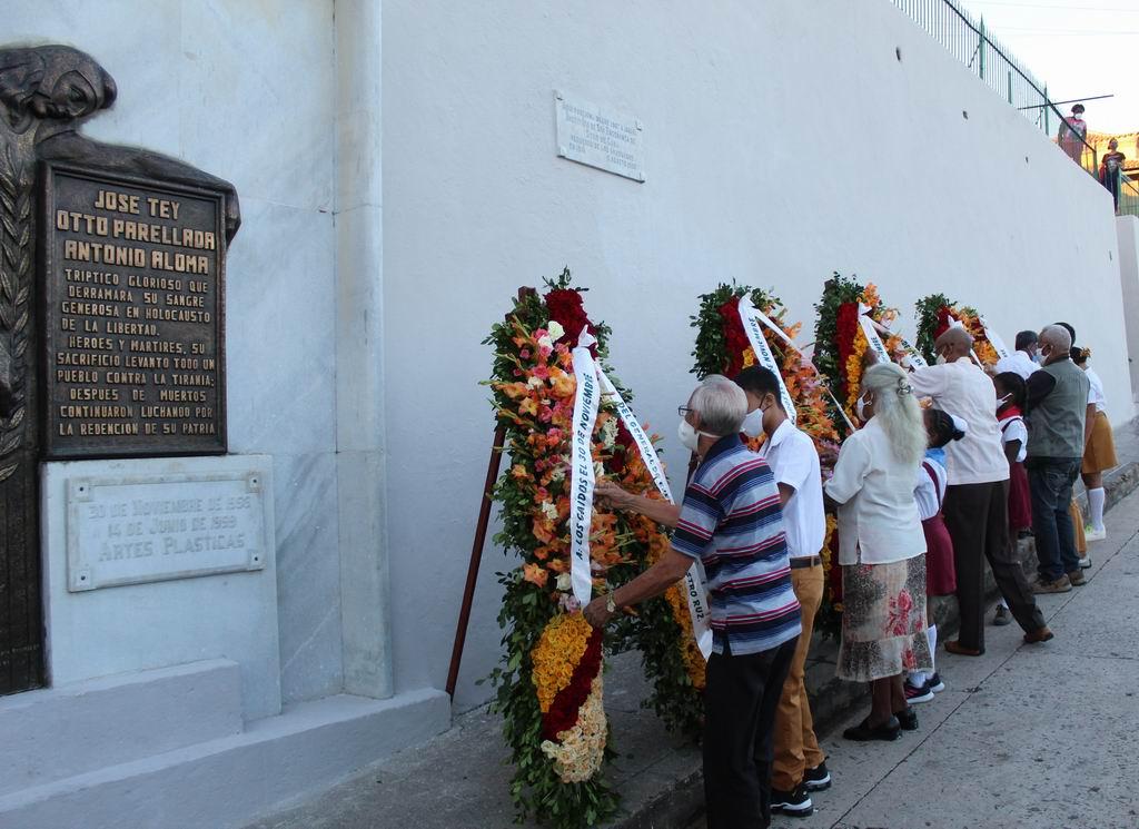 Conmemoran en Santiago de Cuba el aniversario 64 de su alzamiento armado (+Audio)
