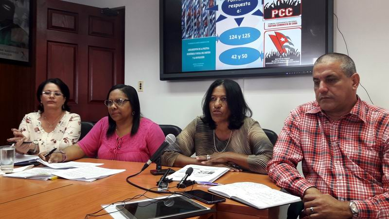 Norms Approved on the Skilled Workforce Training in Cuba