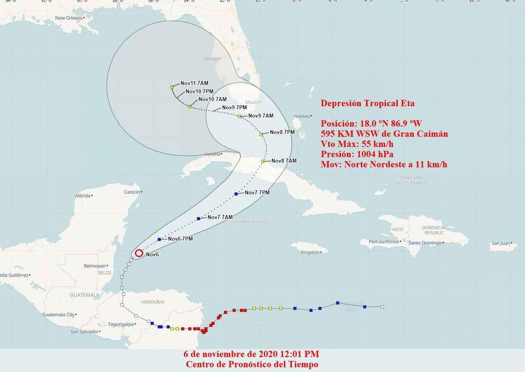 Puntualizan en Camagüey planes de reducción de riesgos ante la inminencia de Eta