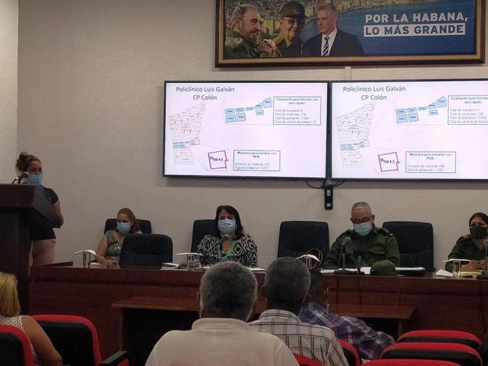 Incrementan medidas de control en Centro Habana por COVID-19