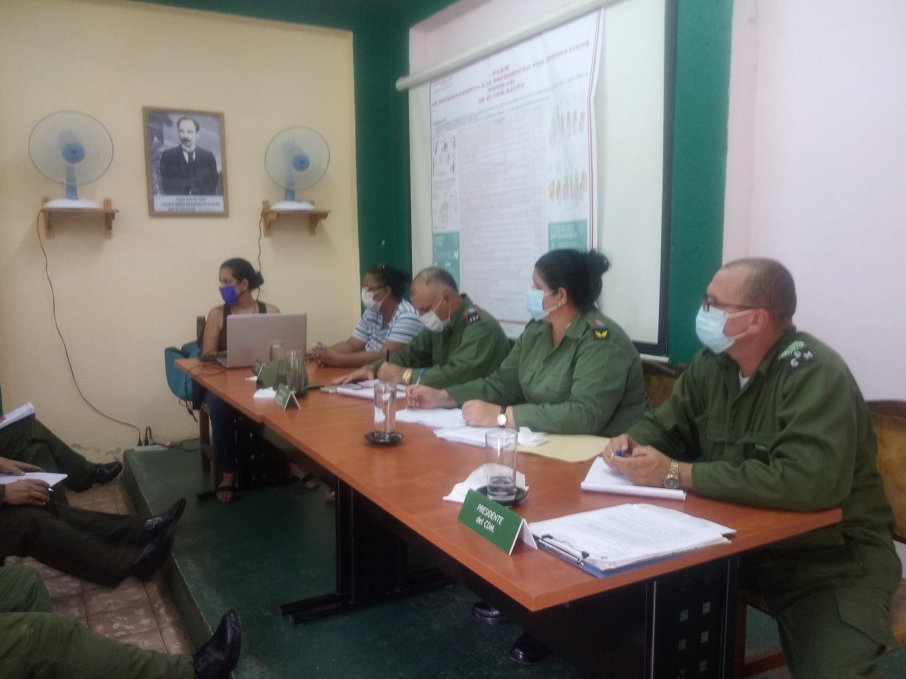 Intensifican medidas contra Covid-19 en Bauta
