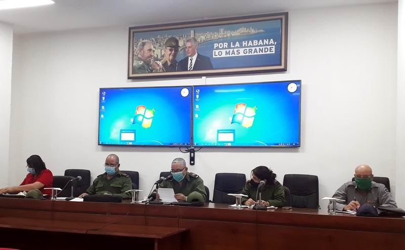 Control de foco en tienda Carlos III en la mira del Consejo de Defensa en La Habana