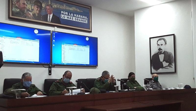 La Habana profundiza en la pesquisa frente a la Covid-19