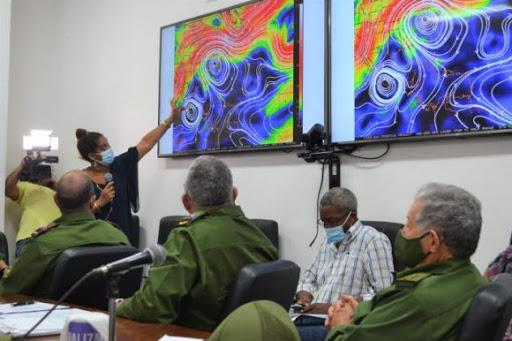 Se prepara La Habana ante posibles estragos de Eta