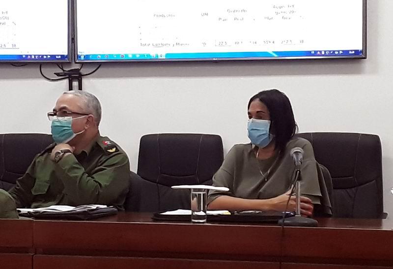 Viceministra de Salud: Hay que continuar con la pesquisa activa en los centros laborales