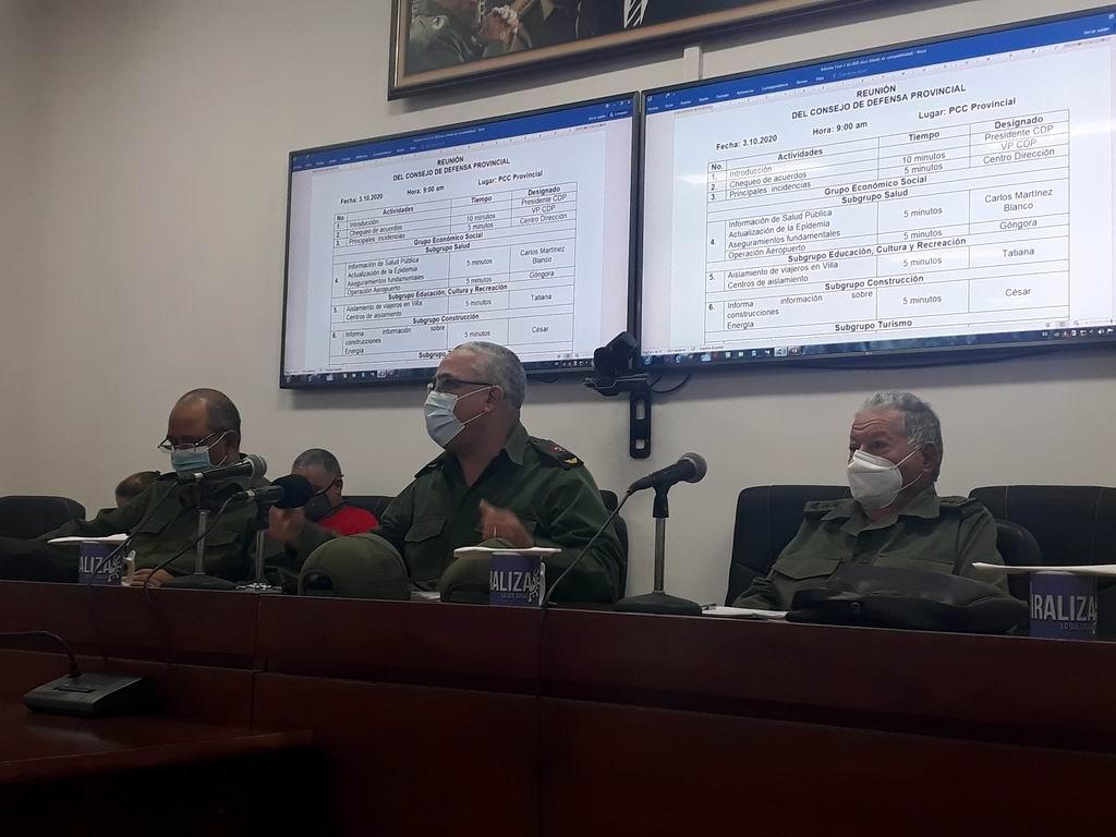 La Habana hacia el control epidemiológico
