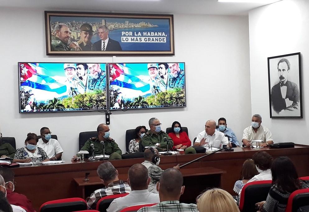 La Habana refuerza medidas ante nuevo escenario epidemiológico (+Audio)
