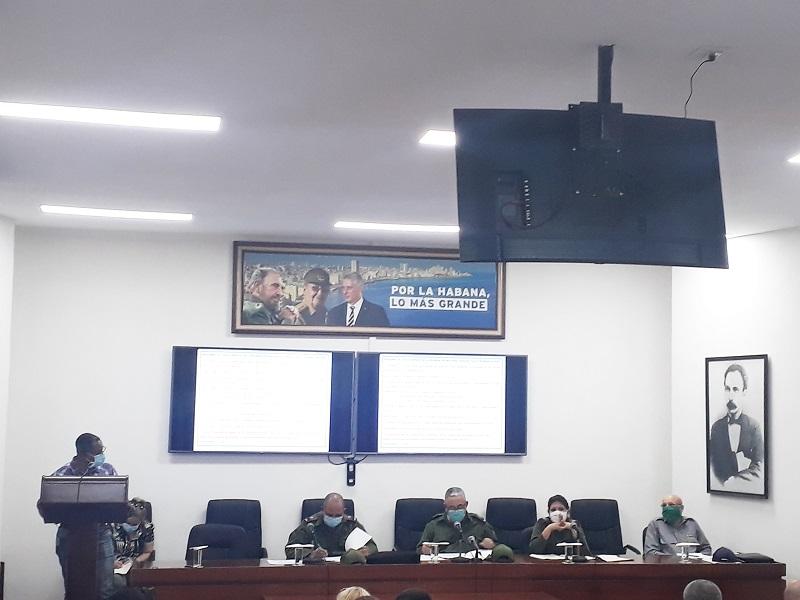 La Habana continúa la evaluación de las medidas de prevención y control de la Covid-19