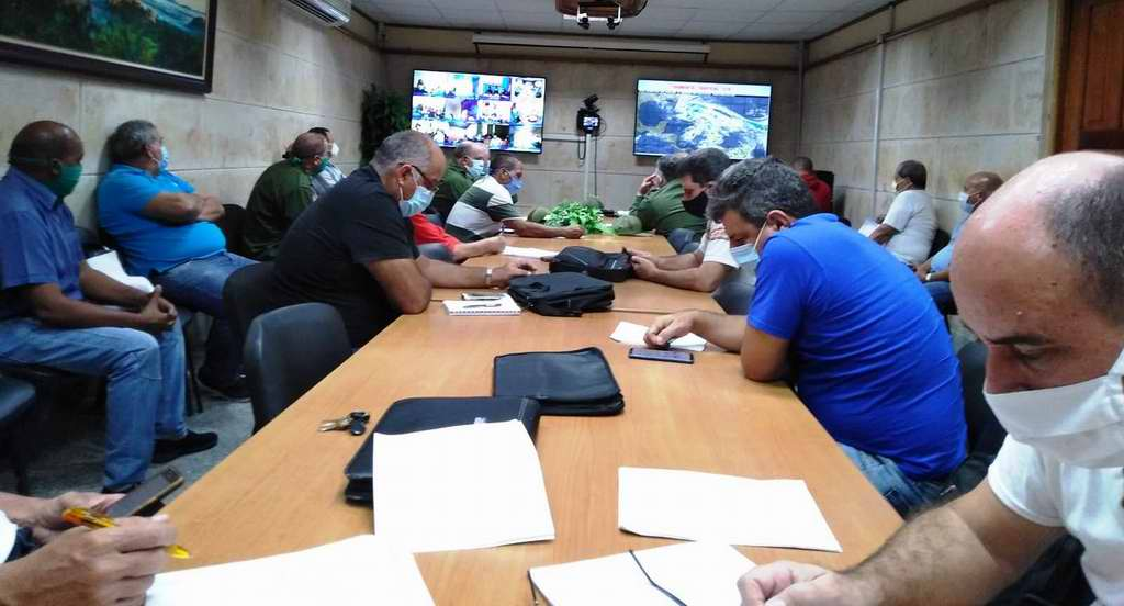 En Pinar del Río, la tarea principal es proteger a las personas
