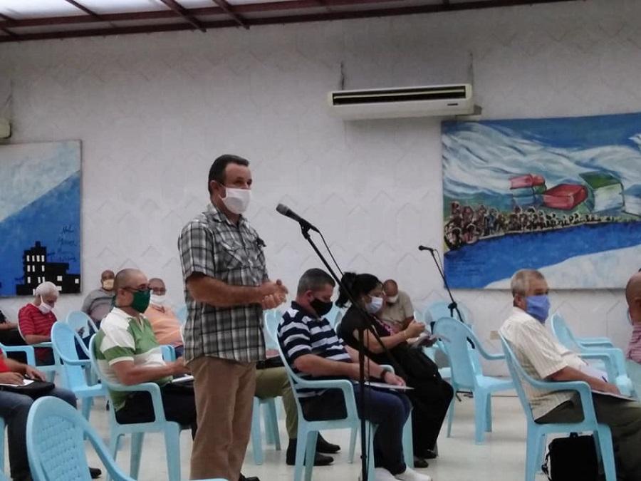 Evalúan en Pinar del Río afectaciones tras el paso de Laura