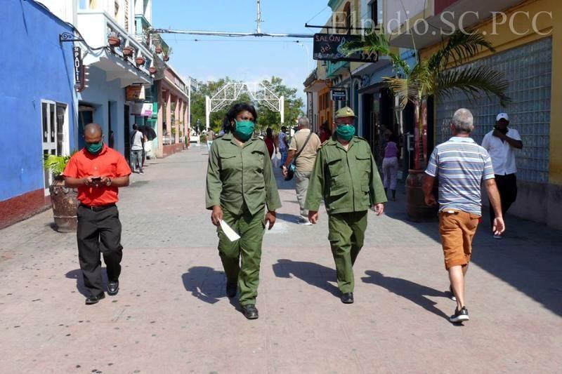 🎧 Trabaja Santiago de Cuba para mantener estabilidad epidemiológica