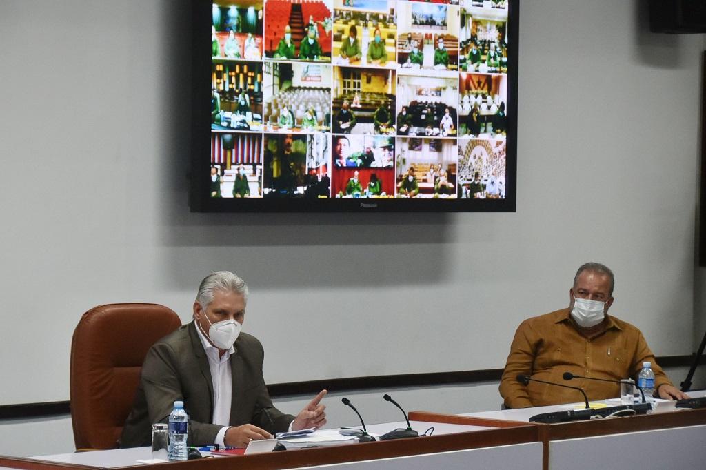 Díaz-Canel: El fracaso nunca será una opción para la Revolución