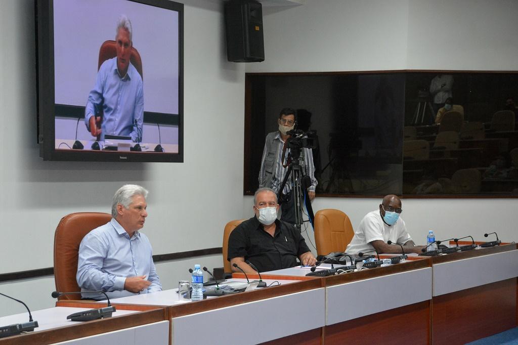 La Habana regresa a la fase de transmisión autóctona limitada (+Audio)