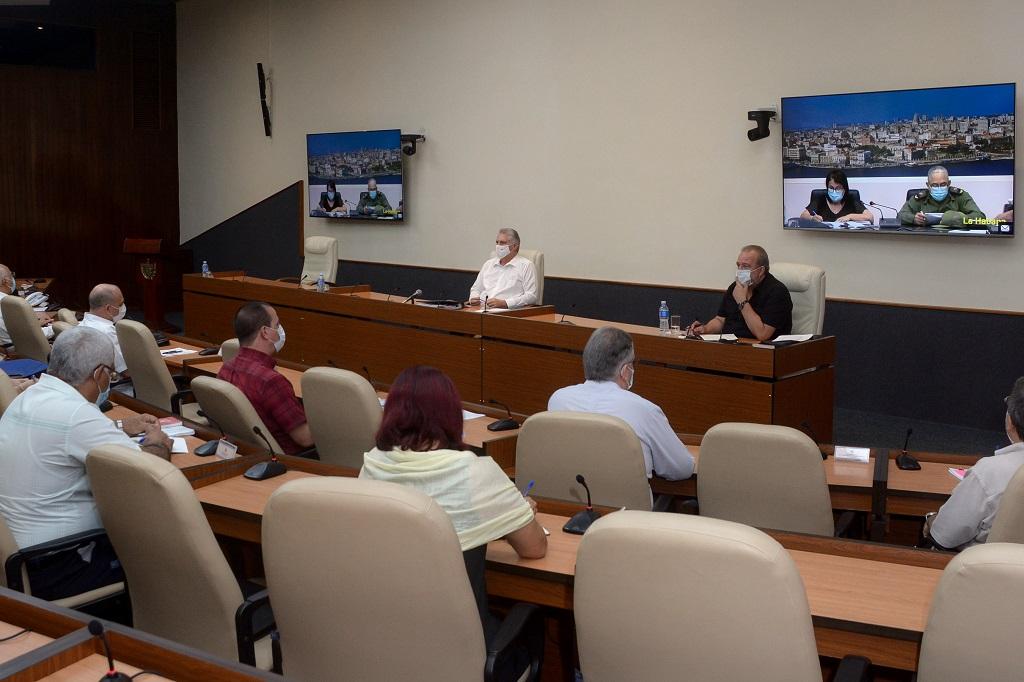 Cuba mantiene su control sobre la COVID-19