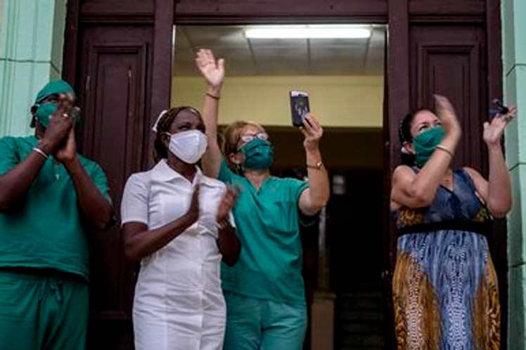 Loable e innovadora, así ha sido la respuesta de Cuba ante la pandemia