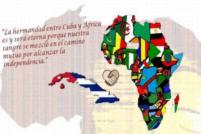 🎧Cuba con África, todos los días