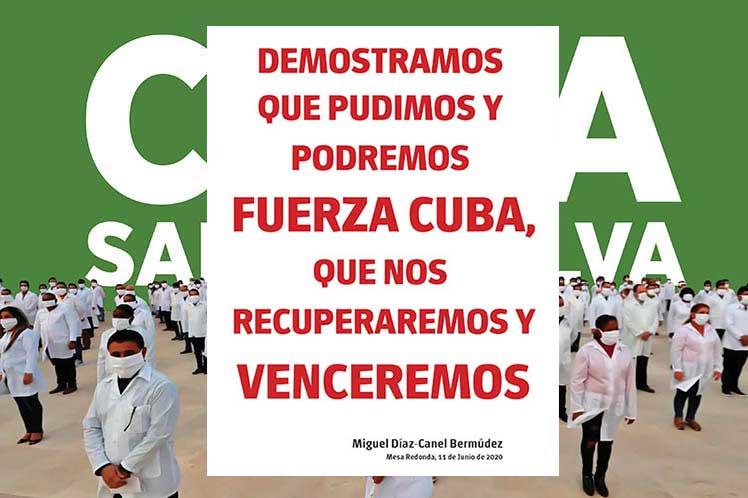 Todos por Cuba, emisión del 2 de julio de 2020