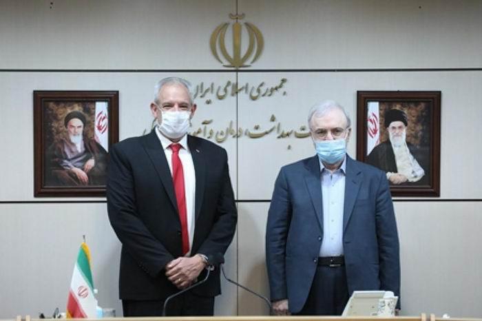 Cuba e Irán ratifican cooperación en el área de salud
