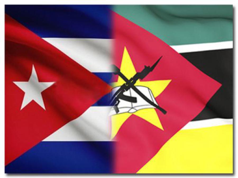 Estrechan relaciones Cuba y Mozambique