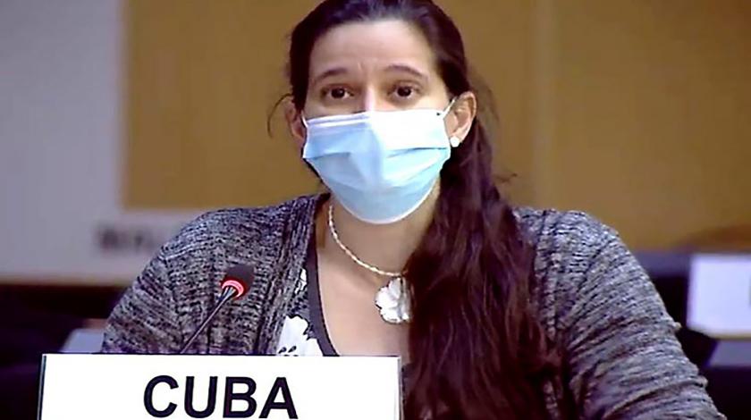 Aboga Cuba en Ginebra por un orden internacional justo, democrático y equitativo