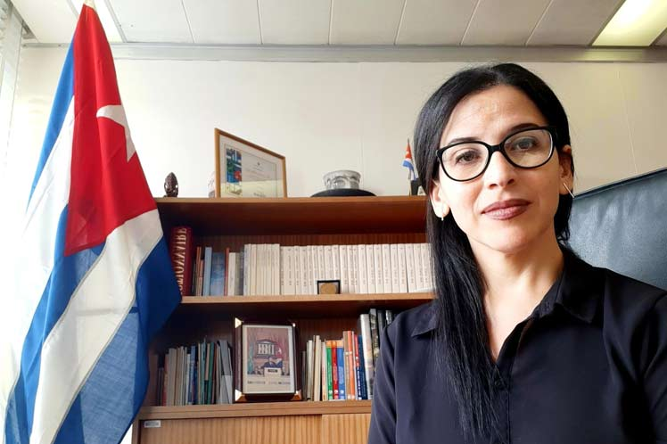 Cuba denounces at UNESCO obstacles to access to ICTs