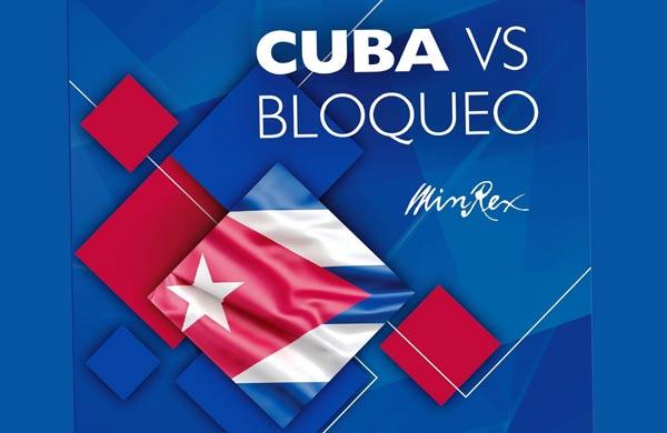 Presentará Cuba informe sobre afectaciones del bloqueo de Estados Unidos