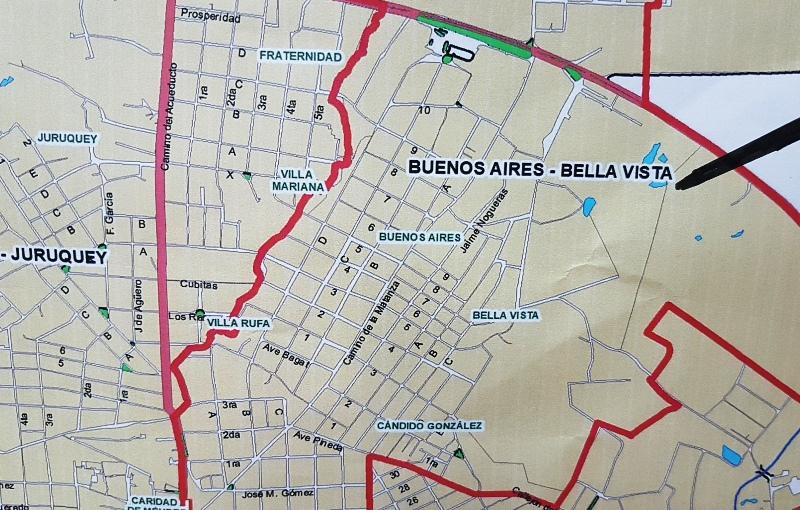 Cuarentena en zona del Consejo Buenos Aires-Bellavista en la ciudad de Camagüey