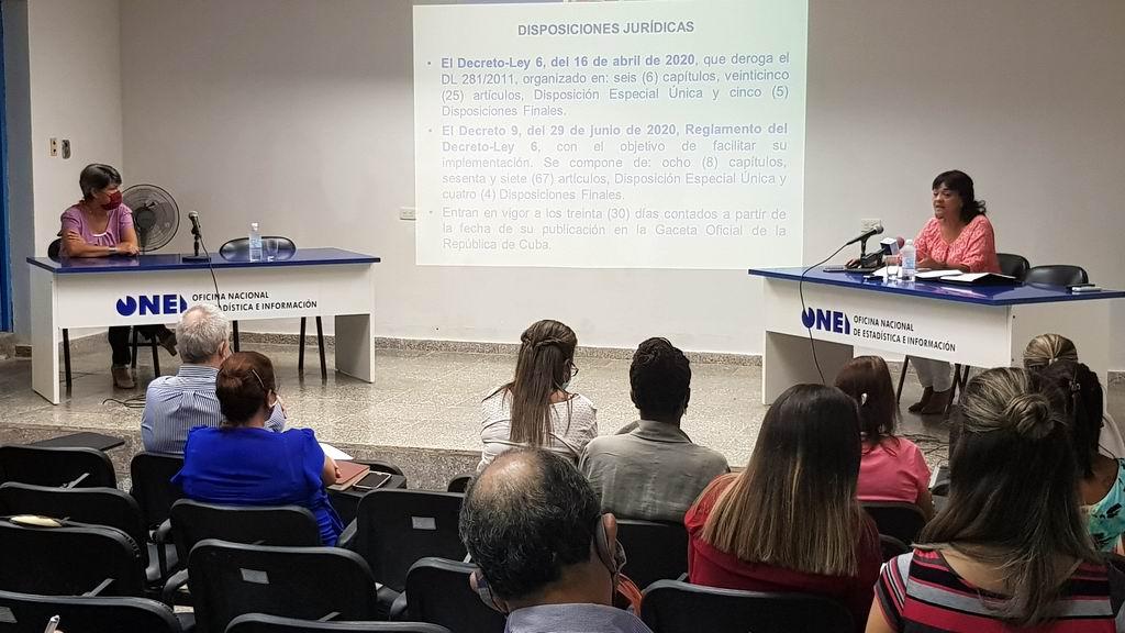 Entrarán en vigor nuevas disposiciones jurídicas para perfeccionar el Sistema de Información del Gobierno en Cuba