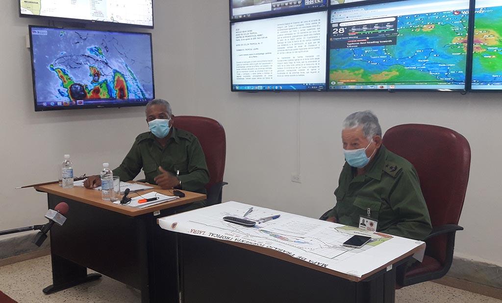 Defensa Civil exhorta a cumplir medidas para la recuperación