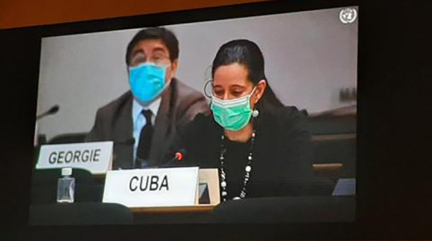 Cuba to table draft resolutions at Human Rights Council sessions