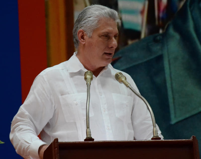 Díaz-Canel en Holguín: