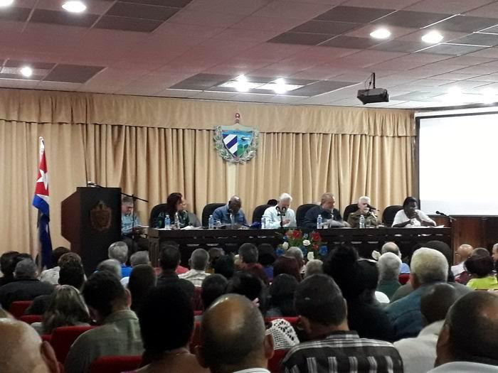 Analizan resultados de la visita gubernamental a Mayabeque