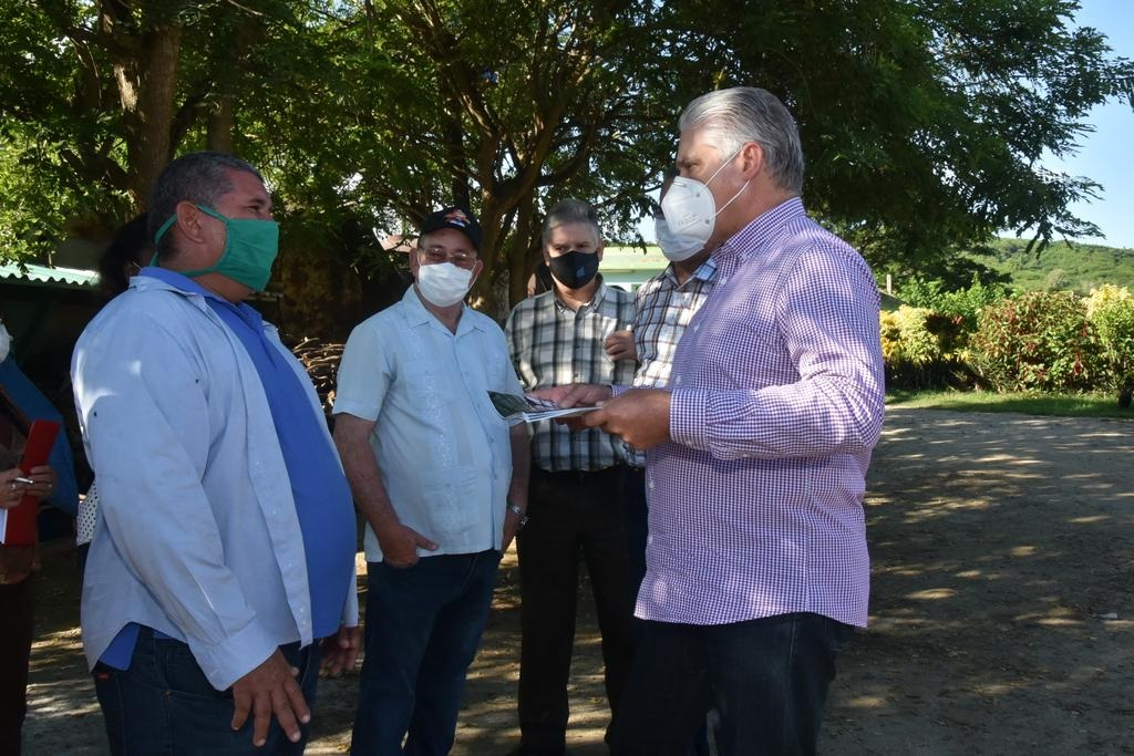 Díaz-Canel travels to Santiago de Cuba for governmental visit