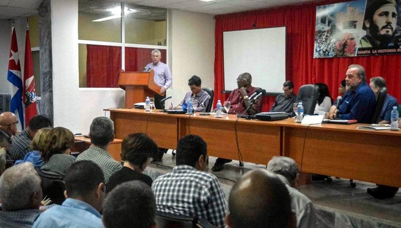 En Audio: Concluyó visita gubernamental a Las Tunas