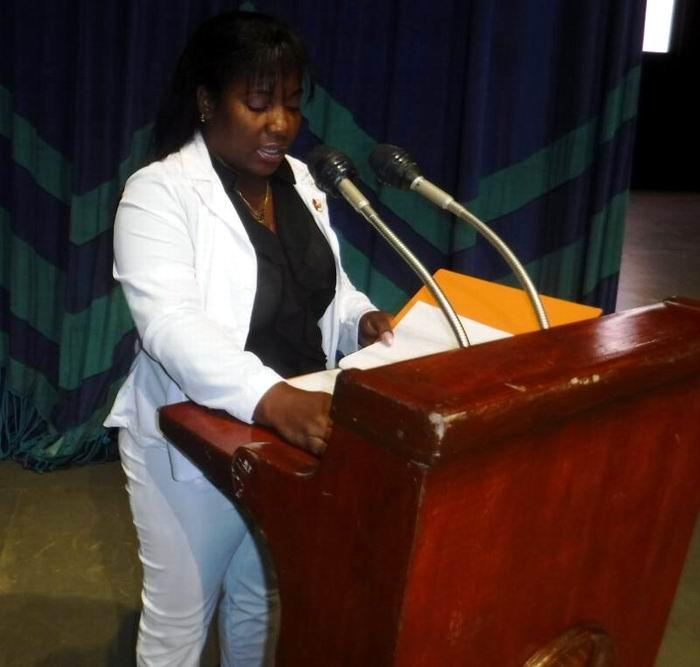 Eligen delegados de Santiago de Cuba Gobernadora y Vicegobernador