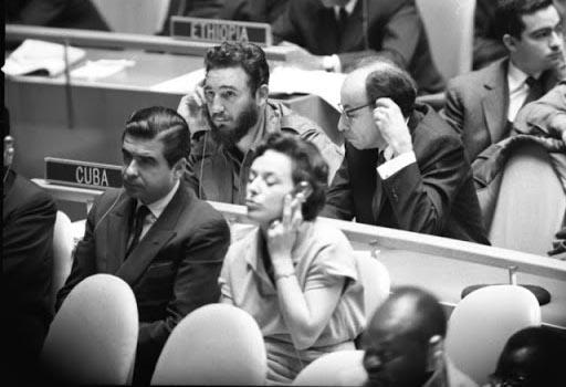 """Fidel: """"Desaparezca la filosofía del despojo, y habrá desaparecido la filosofía de la guerra"""""""