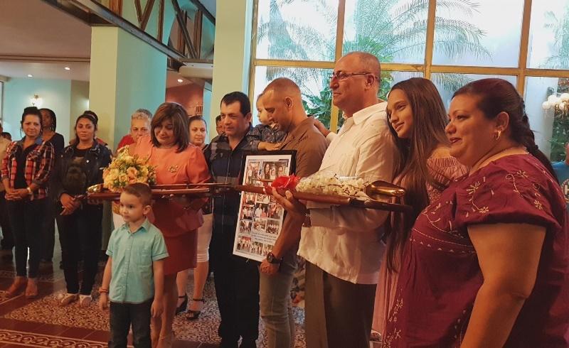 Reconocimientos en nombre del pueblo de Camagüey