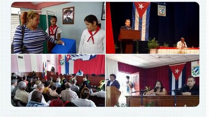 Inicia en Cuba elecciones de Gobernadores y Vicegobernadores provinciales